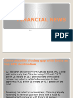 Financial Newes Power Point Presentation