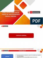 ACCIONES IMPLEMENTADAS POR EL MTPE PARA HACER FRENTE AL HOSTIGAMIENTO SEXUAL LABORAL.pdf