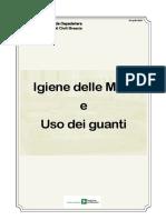 Fascicolo Igiene Delle Mani e Uso Dei Guanti Maggio 2013[1]