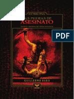 LAS FIGURAS DEL ASESINATO-Autor Guillermo Haro