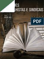 RELAÇÕES TRABALHISTAS E SINDICAIS