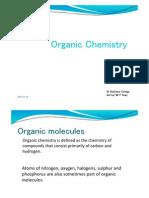 Organic Chem 2010