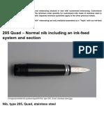 Nib Systems - Peter Bock AG