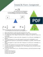 Numericals - Chap - IV - Sound & Waves.pdf