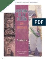 Churruca Agustín Sintesis de La Historia de La Iglesia en México
