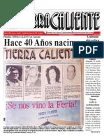 Periódico Tierra Caliente Edición 199