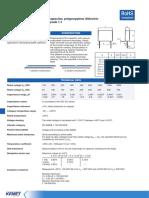 PHE426 Capacitor