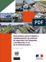 Guía Práctica Para El Diseño e Implementación de Políticas de Seguridad Vial Integrales