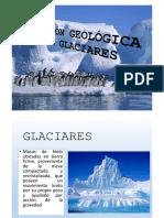 Accion Geologica de Glaciares