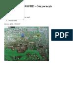 Teletech LCD22906FHD – Nu porneşte