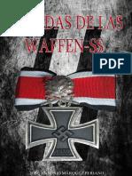Espadas de Las Waffen-Ss - Jose a. Marquez Periano