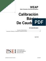4 Tutorial WEAP Calibración básica de caudales.pdf