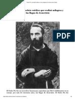 Padre Pío_ sacerdote místico con las estigmas de Cristo (Libro Gratis).pdf