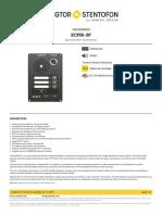 Zenitel-ECPIR-3P-1023200033