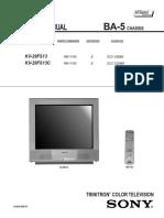 sony KV29FS13.pdf
