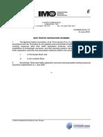 COLREG.2-Circ.74 - New Traffic Separation Schemes (Secretariat)