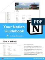 The Unofficial Notion PDF - Free Guide & Workbook for Beginners.pdf