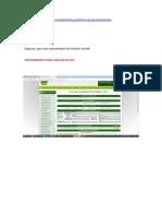 Procedimento Emissão NF