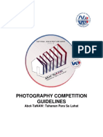 NAW2019 Photography Competition Guidelines