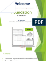 foundation of structures 1