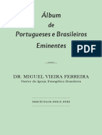 Album de Portugueses e Brasileiros Eminentes