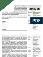 Amazon - Wikipedia, La Enciclopedia Libre