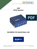 BLUEBOX CX UHF User Manual_2.24_Type_5325U_5335U_5345U_5326U_5336U_5346U_5327U_5337U_5347U_5328U_5338U_5348U