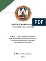 TRADUCCION DE VARIOS CAPITULOS DEL LIBRO PARA ICONOGRAFOS DEL MONTE ATHOS