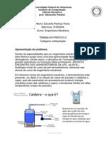 Aplicação Do Calculo Numérico Na Engenharia Mecânica