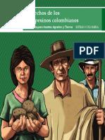 Derechos de los campesinos colombianos