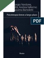 Psicoterapia Breve a Largo Plazo .pdf