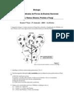 Questões - Reinos Monera, Protista e Fungi