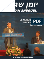 Revista Yoman Sheguel No3 Ed2014