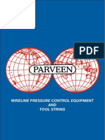 Wireline-Tools String Parven