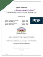 DBMS Report.pdf