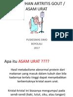 PROLANIS Asam Urat.ppt