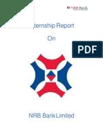 NRB Bank Report
