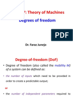 Lect Degrees of Freedom