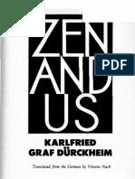 Zen and Us