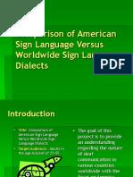 Comparison of ASL.ppt