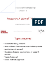 Research chapter 1