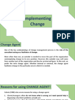 Unit 5 - Implementing Change-1