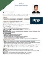 Resume-of-Mehedi-Hasan-Mazumder