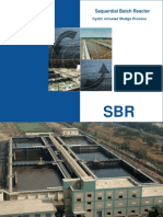 SBR Wastewater Treatment - Industrial