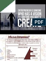 Entrepreneurial development PPT
