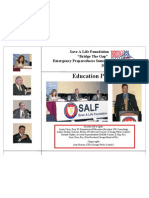 Arne Duncan, Gery & Sunny Chico appear at 2003 Save-A-Life Foundation annual conference
