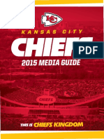 2015 Chiefs Media Guide