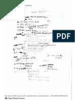 Manuscrito Susana Thénon Tarde inglesa