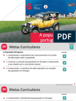 A População Portuguesa