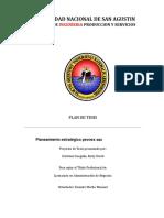 Modelo agroexoportador PALTA valle DE MAJES
